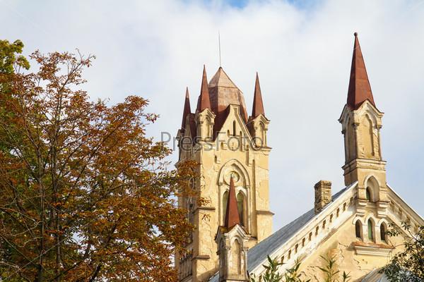 Lutheran church in Grodno, Belarus