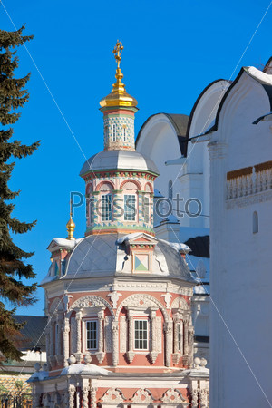 Church in Sergiyev Posad