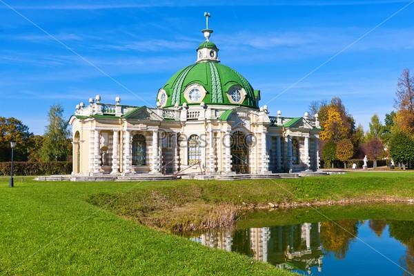 Pavilion Grotto in Kuskovo