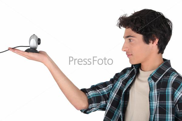 также Гороскоп веб камера в руке что