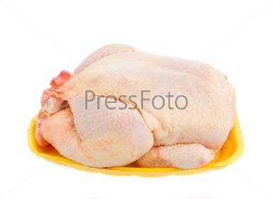 Белое мясо филе куры