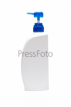 Pump Plastic Bottle multipurpose