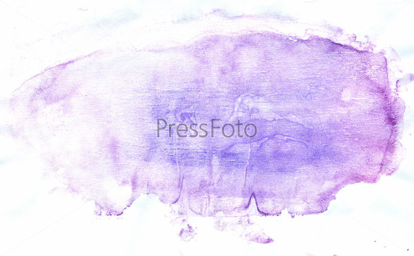 Violet Painted Background