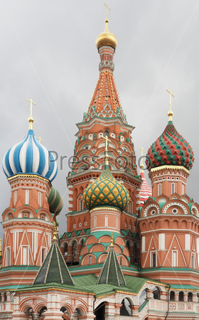 The Cathedral of Saint Basil the Blessed