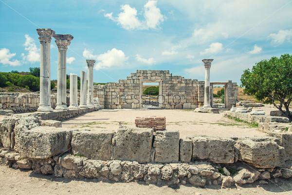 Khersones Ruins
