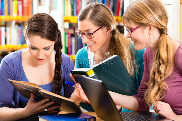 essay on importance of library for students
