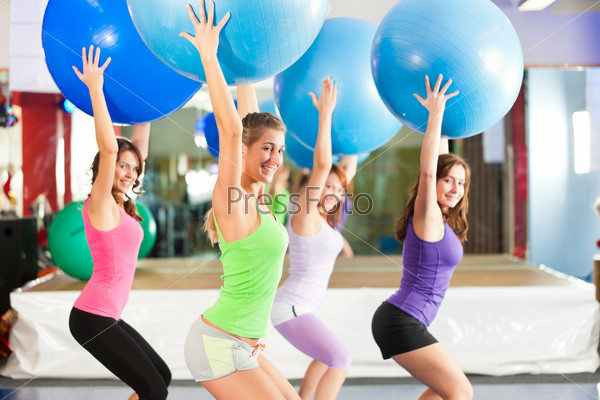 Fitness - Training and workout in gym