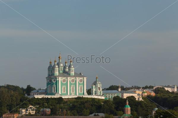 Собор Успения Пресвятой Богородицы в Смоленске