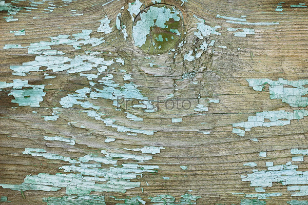 Texture of old wooden plank.