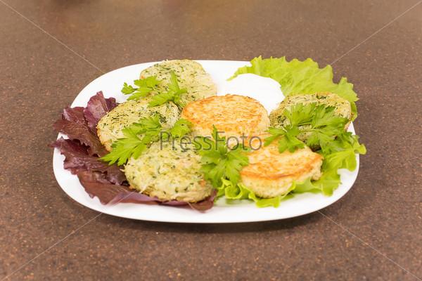 draniki - potato pancakes