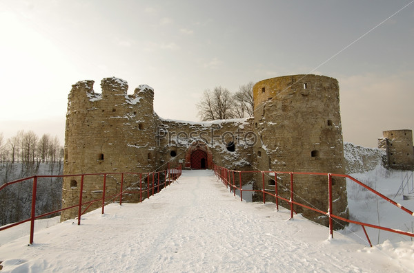 Koporie fortress