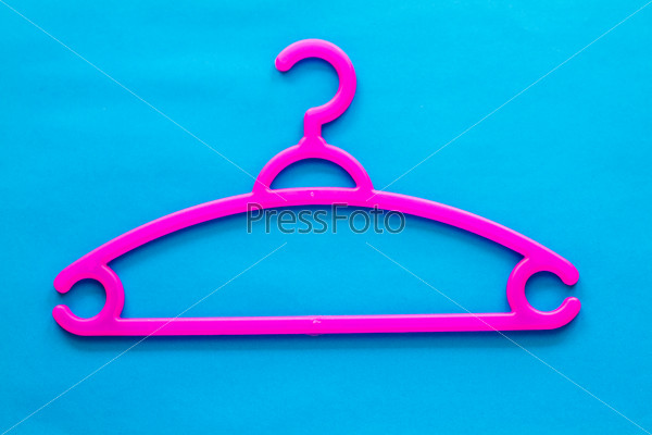 Colorful Clothes Hanger
