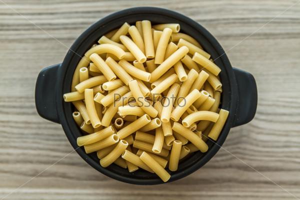 Italian Dry Pasta in Bow