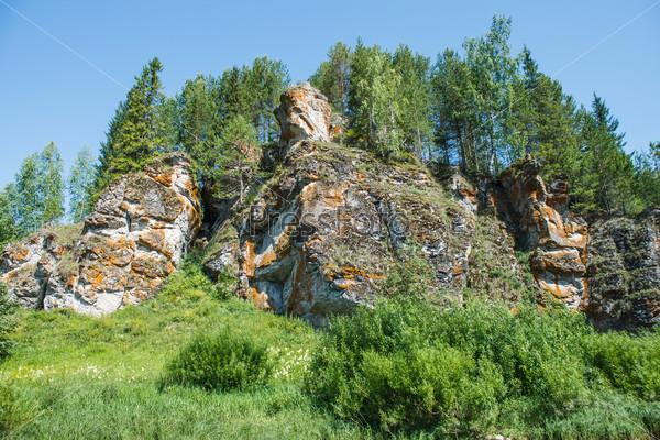 Чусовской пейзаж