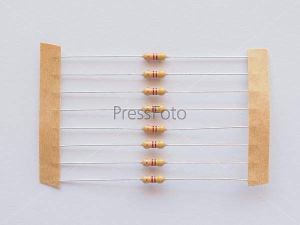 Passive resistor