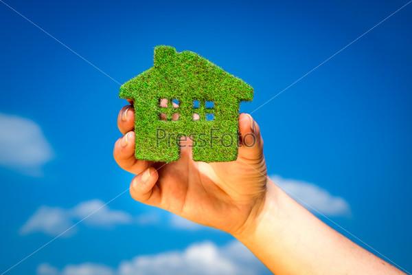Grass home - Eco Concept