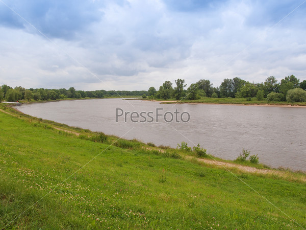 Elbe river
