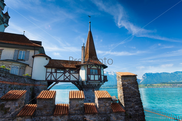 Oberhofen from inside