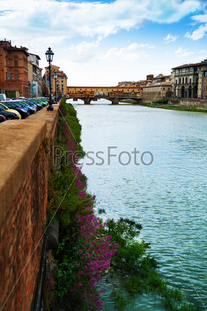 View from Ponte alle Grazie