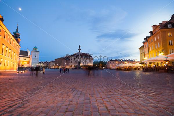 Plac Zamkowy,