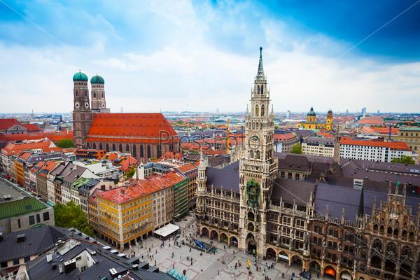 Neues Rathaus Glockenspiel, Frauenkirche Bavaria