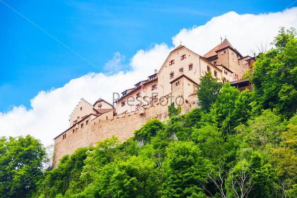 Vaduz royal castle