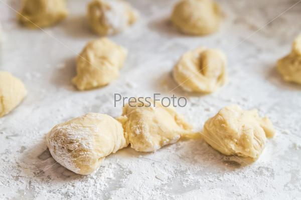 Dough for Baklava