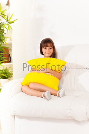 Hugging pillow