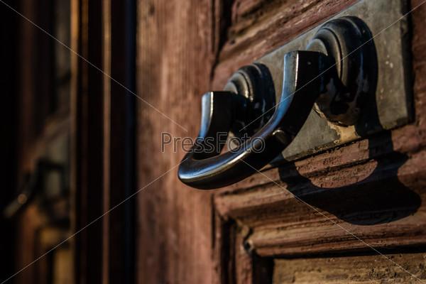Ottoman Style Turkish House Door