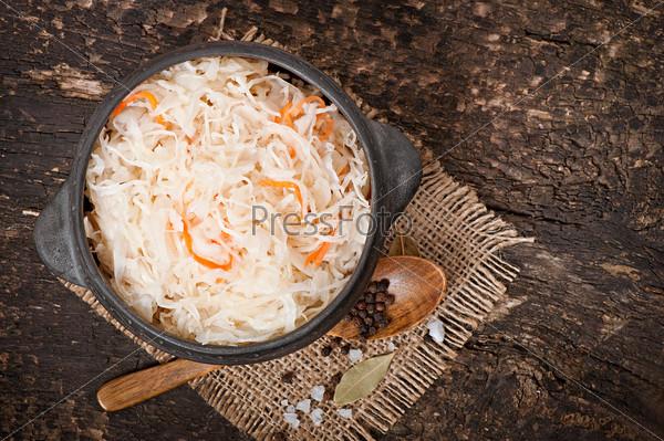 Бессолевая диета квашенная капуста приготовление