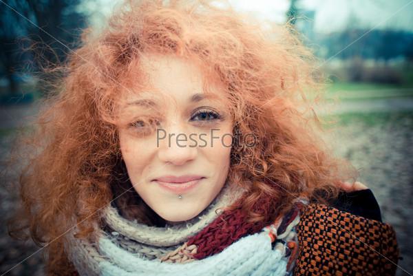 Mature red head free pics