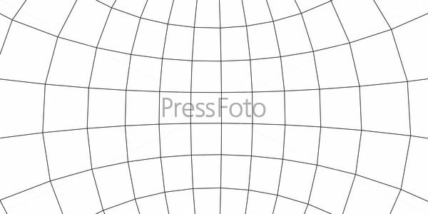 Three-dimensional visualization sphere