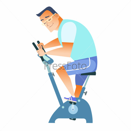 sportsman exercise bike