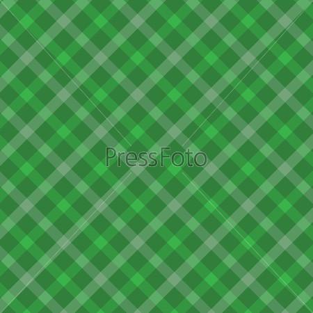 Green Irish abstract textile seamless background