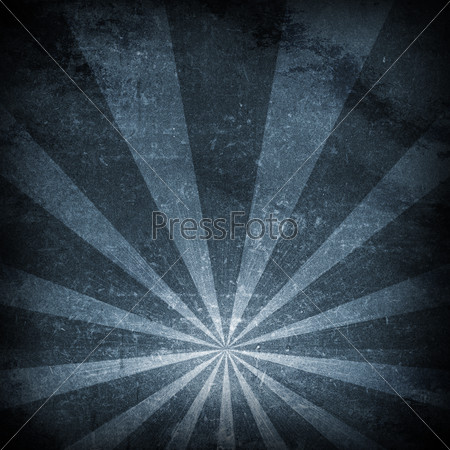 Abstract dark background is concrete surface and stripes at bottom