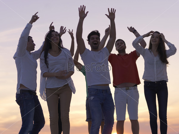 фото людей веселых