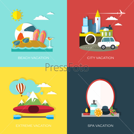 types of vacation Knowing the different types of renters that are out there could help you target your ads to attract all traveler personality types this could help you close the deal when they inquire, know which travelers you'll need to take more time with, and which ones to avoid altogether.