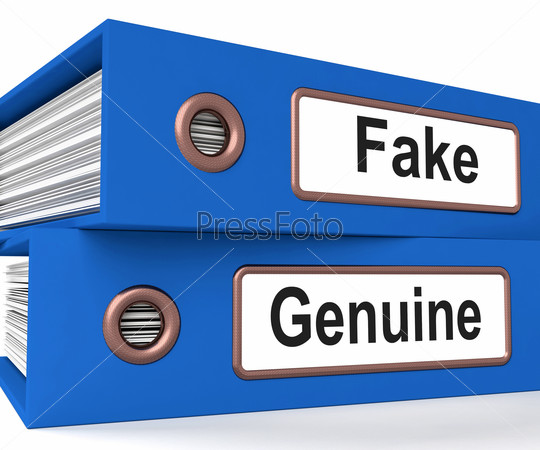 bogus or genuine