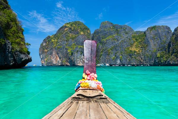 лодка в тайланде - фото 9