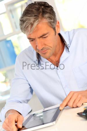 Офисный работник