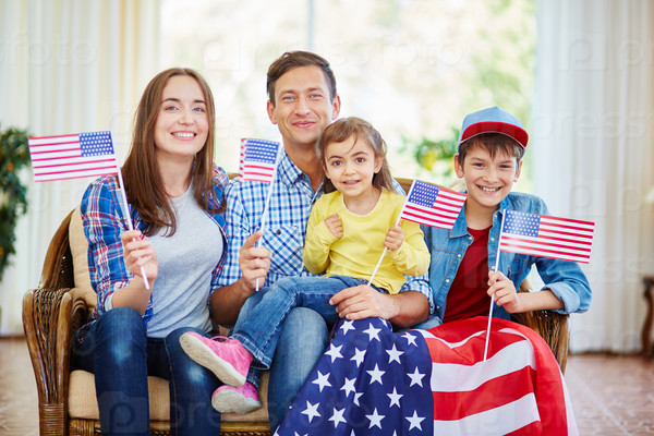 the shifting of roles in the american family For many people the ideal american family is the nuclear family consisting of a father, mother, and children the nuclear family has been and still is the model family-type in the us but some americans, during the agricultural era, lived in extended families.