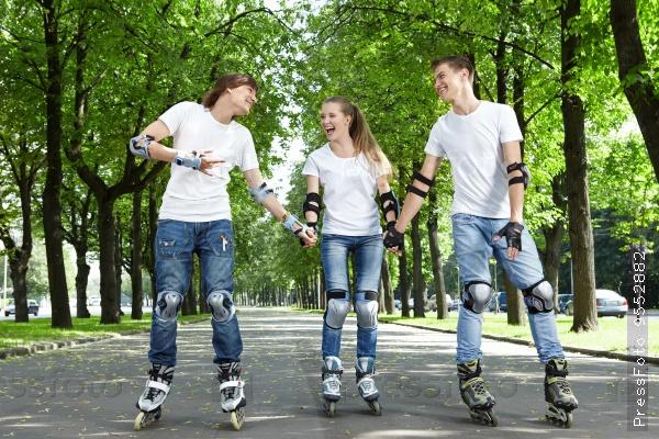 Мир скейтбордов и роликов