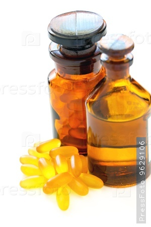 Fish oil is in liquid form and in capsules for Fish oil liquid form