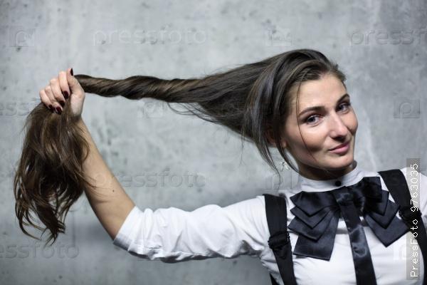 скачать как азиатку таскали за волосы