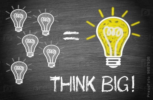 Фотография на тему Think Big ! | PressFoto
