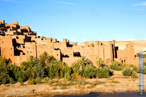 africa in morocco the palm village