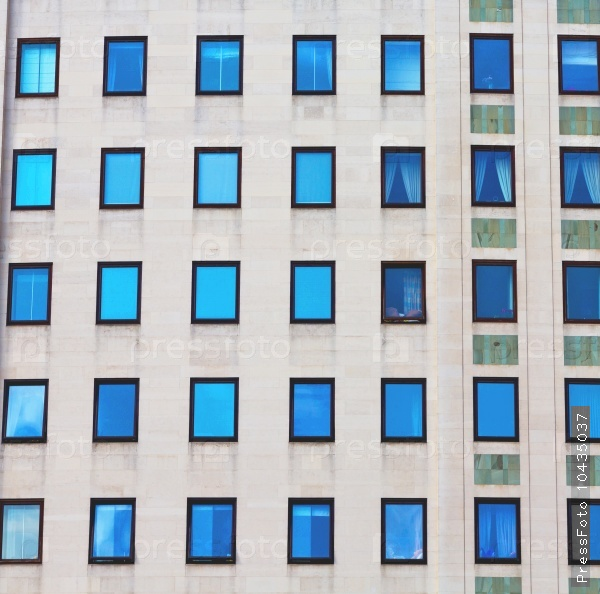 windows in the city of london home and office   skyscraper  buil