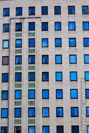 windows in the city of london home and office   building