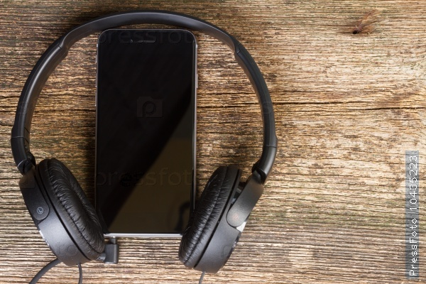 Hedphones with phone
