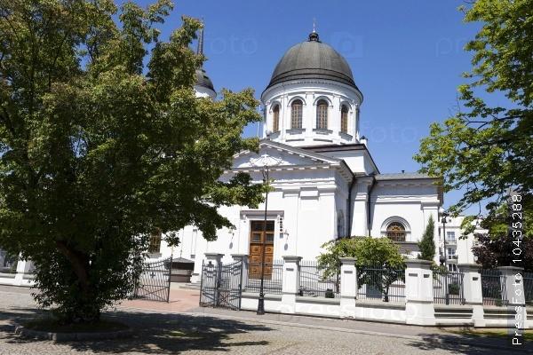 religious building .  Christian